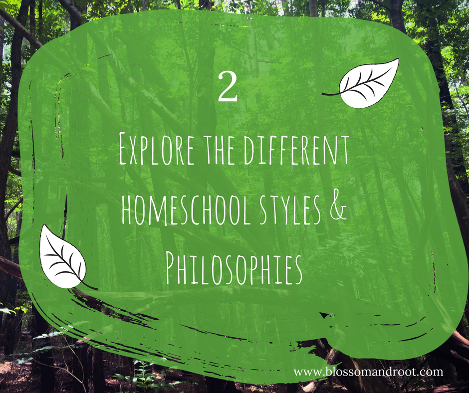 tips for new homeschoolers