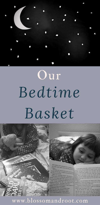 morning basket, bedtime basket, reading, homeschool. Includes free downloadable worksheet for planning your own baskets