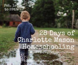 28 Days Charlotte Mason