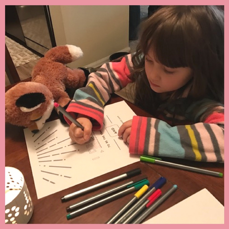 new years declarations homeschool