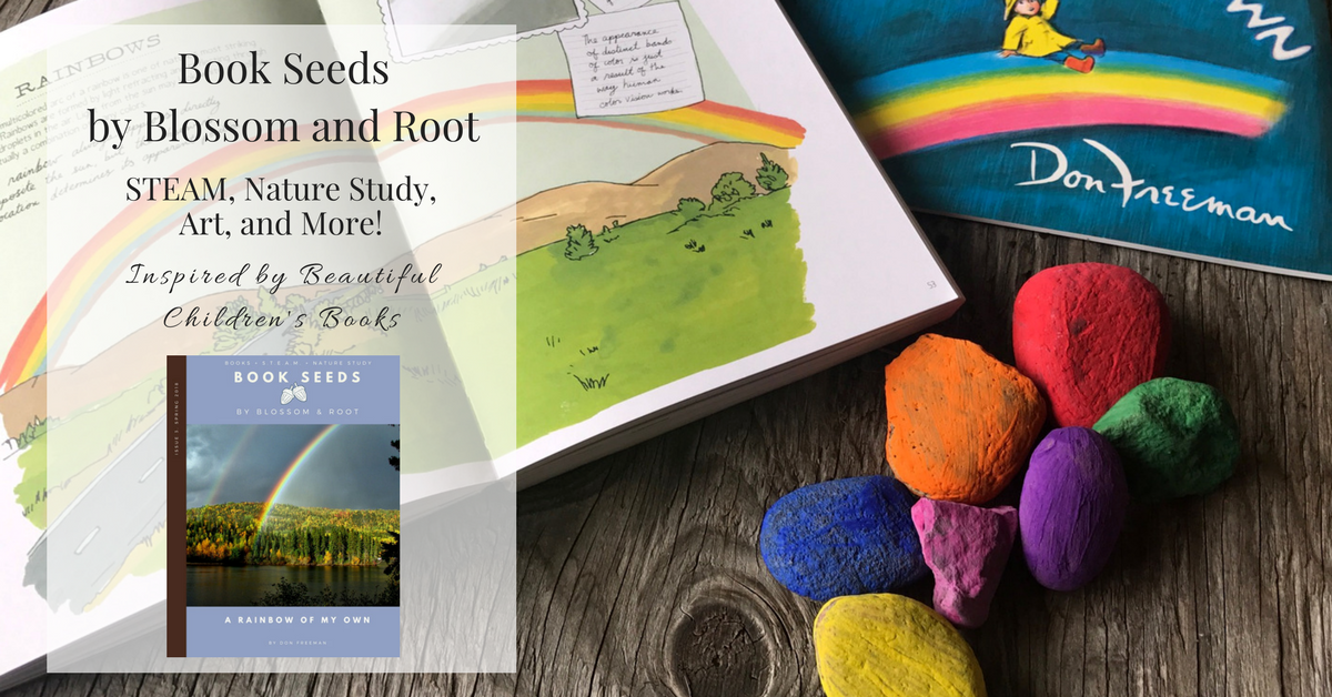 book seeds by blossom and root