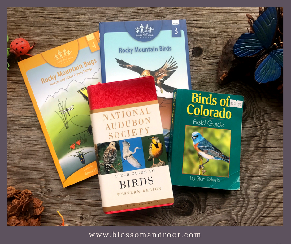 nature study books