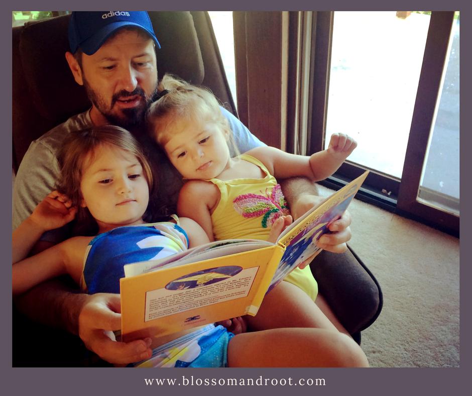 book baskets homeschool