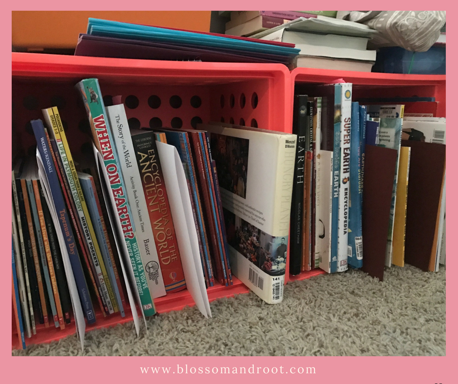 Big picture homeschool planning