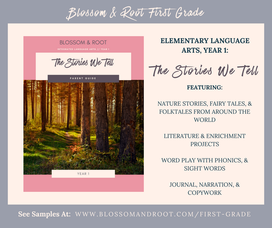 First Grade Blossom Root