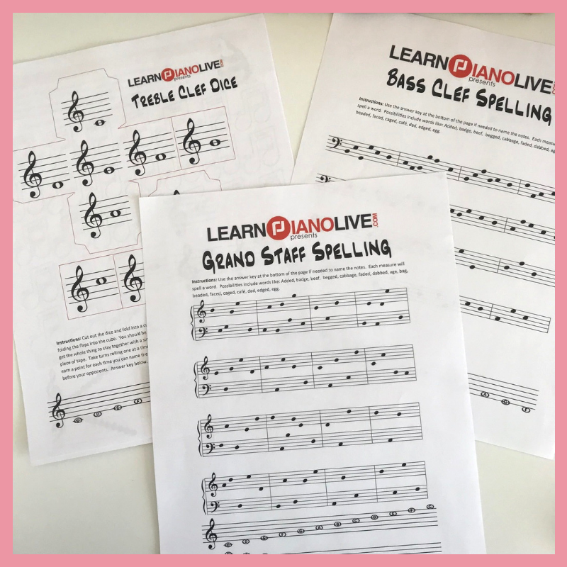 piano lessons homeschool