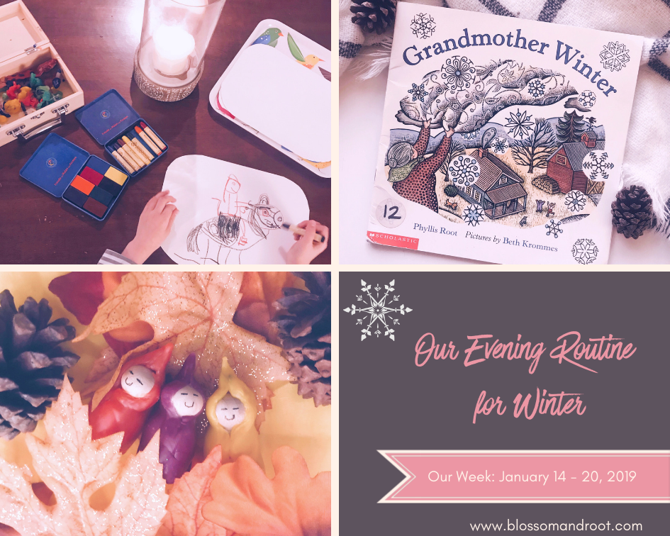 waldorf inspired homeschool