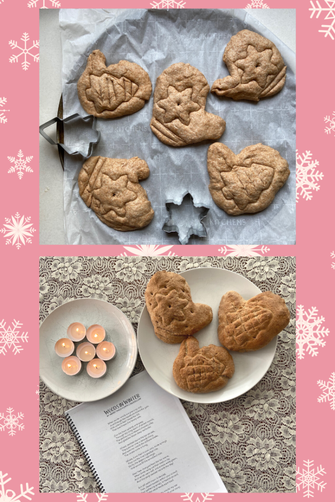 homeschool baking
